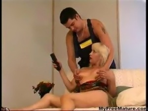 Chubby Russian Moms Aged And Their Young Fuckers mature mature porn granny...